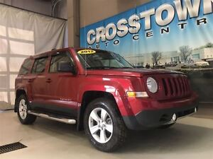 2012 Jeep Patriot Limited 4X4 | Sunroof | Heated Seats | Bluetoo
