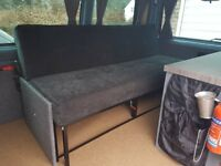 Side pull out campervan bed - not Rock n roll type