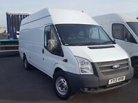2013-13 plate ford transit 350-125 jumbo extra long pannel van one vat on final price