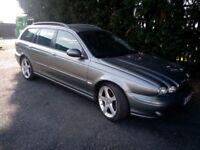 2007 Jaguar X Type 2.2 Diesel Sport Estate- (Service History, X2 Keys)