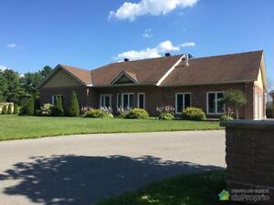 418 000$ - Bungalow à vendre à L'Ange-Gardien-Outaouais