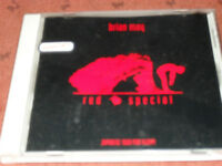 brian may(queen) red special cd japanese import.