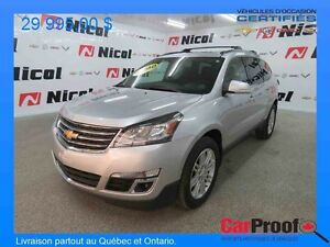 2015 CHEVROLET Traverse AWD