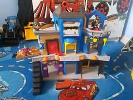 Batman house