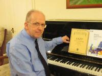 2 FREE PIANO LESSONS - experienced piano teacher in Wymondham