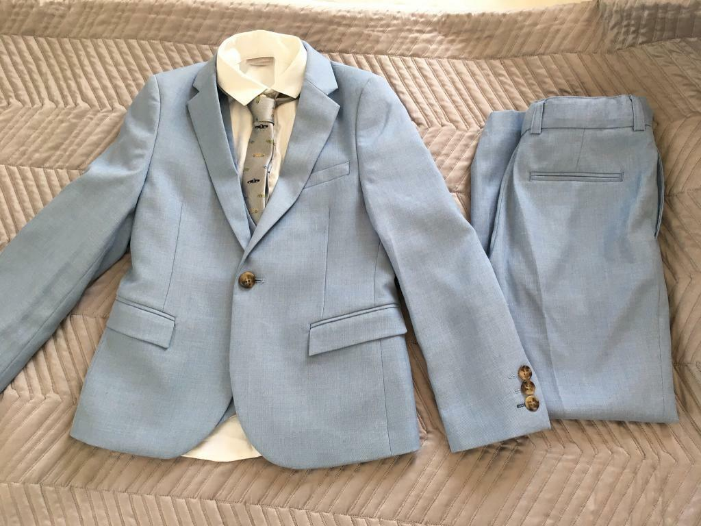 Boys Next wedding/formal suit age 7-8 | in Bournemouth, Dorset | Gumtree