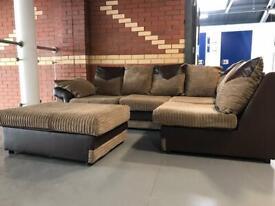 Corner sofa for sale £250 ovno