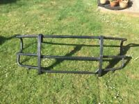 Crash bar for VW transporter.