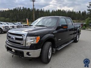 "2014 Ford F-150 XLT Supercrew 6 Passenger 157"" WB 4X4 w/6.5' Box"