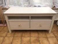 Ikea Hemnes 2drawer tv unit
