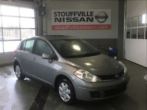 Nissan Versa 1.8s  nissan cpo rates from 1.9% 2011