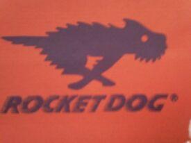 ROCKET DOG BOOTS SIZE 5