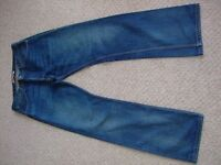 Levi's 506 Standard 34x34 jeans in perfect condition