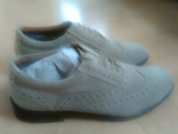 New pair of mens shoes