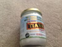 Tiana extra Virginia coconut oil 100% raw