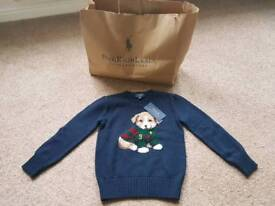 Ralph Lauren boy's jumper age 6