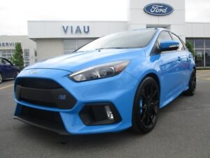 2016 Ford FOCUS RS*2.3L ECOBOOST*352HP*GPS*CUIR*TOIT*PEP 60M/100