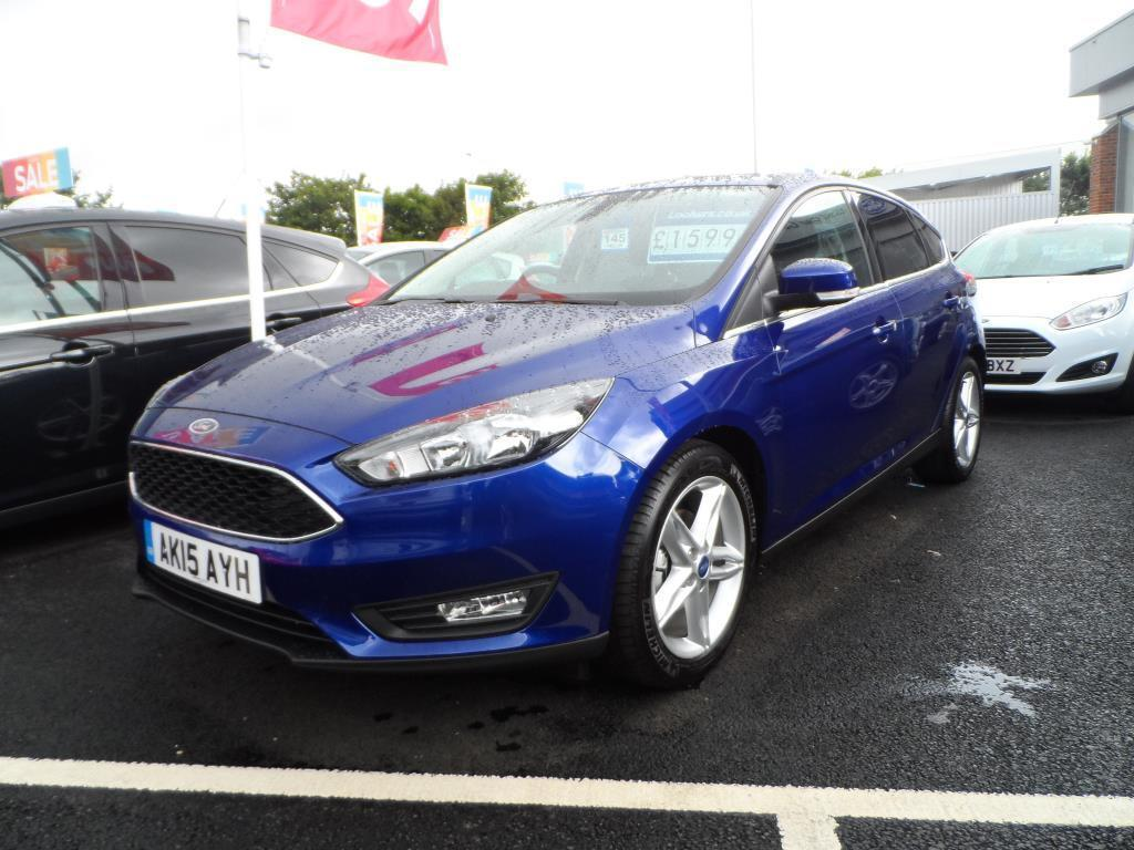 ford focus 1 6 tdci 115 zetec 5dr 2015 in chelmsford essex gumtree. Black Bedroom Furniture Sets. Home Design Ideas