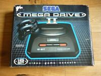 Sega Mega Drive 2 Boxed Console comes Complete and in Very Good Condition