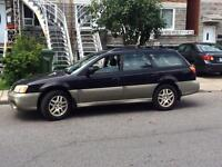 2003 subaru outback 4x4 only 127000 km Cold AC