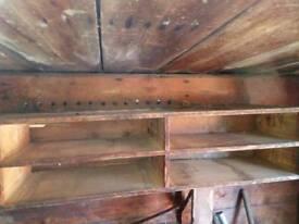 Large set of drawers for shed/garage