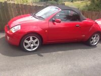 Ford StreetKa Street Ka Luxury Red