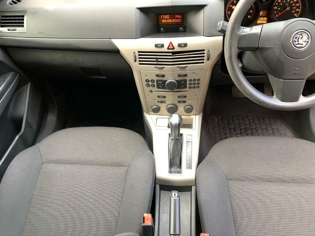 2009 Vauxhall Astra 1.8 Petrol Automatic, ExcellentRunner ...