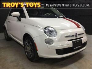 2012 Fiat 500 Pop - **Low KM** Automatic