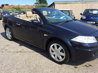 Renault MEGANE Convertible auto full leather