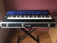 Dave Smith Instruments Poly Evolver Keyboard - Upgraded PE Edition with flightcase.