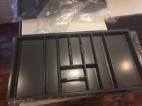Cutelry tray 100cm - wren