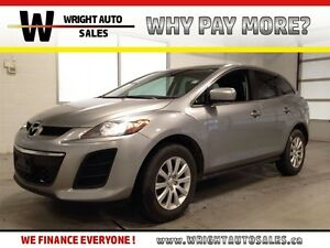 2011 Mazda CX-7 GS| LEATHER| SUNROOF| BLUETOOTH| 107,030KMS Kitchener / Waterloo Kitchener Area image 1