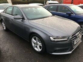 image for Audi A4 2.0 TDI Ultra SE Technik, 2014, Manual - £70 PER WEEK - CAR IS £9995
