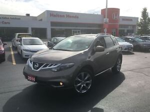 2014 Nissan Murano S | ALLOYS | LEATHER | SUNROOF