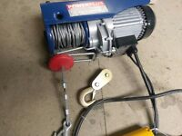 240v Electric winch