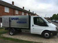 Speedy Waste Clearance – reliable – professional – cheep – waste removals and clearances