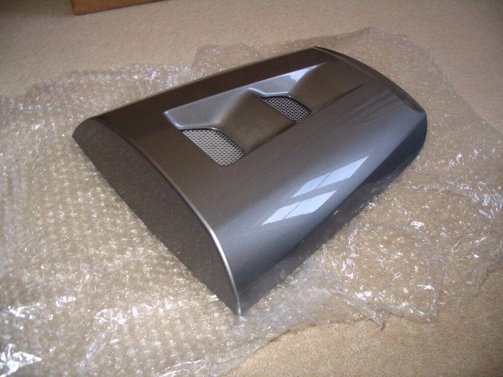 Genuine Honda CBR1000RR Rear seat cowl Silver fits 2004 - 2007 models