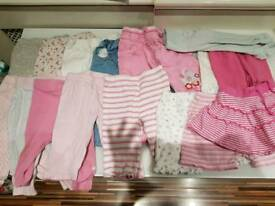 Baby Girl 0-3month 16 Piece Bundle