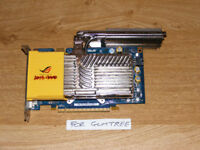 Asus (nVidia) 8600GTS 256MB GDDR3 graphics card for sale.