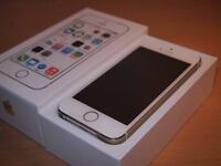 WHITE SILVER IPHONE 16GB * AS NEW * FULLY BOXED * 02