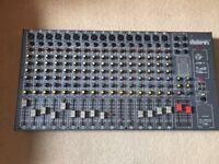 Studiomaster 16:2 Diamond Club Mixer, great condition, good working order