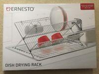 NEW - Dish Drying Rack (Foldable)