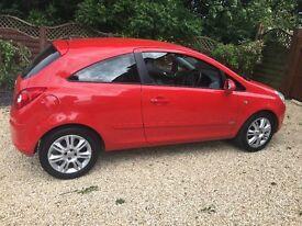 Vauxhall Corsa Design 1.2