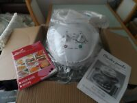 17 Litre Premium Halogen Oven and full Accessories pack **NEW & BOXED**