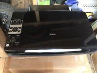 Epson stylus DX8450 printer/scanner