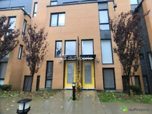 Unique 4-storey Property with Parking in Montreal