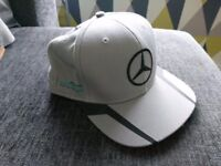 Mens Mercedes Lewis Hamilton cap
