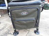 TF Gear Compact Tackle Seat Box - new - never used