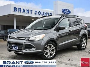 2013 Ford Escape SE - 4WD!