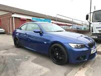 2007 BMW 335I AUTOMATIC M3 REPLICA *FULL SERVICE HISTORY* M5 ALLOYS *LEATHER HEATED SEATS*